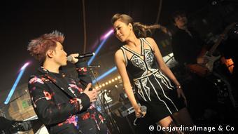 Taiwan Music Night at Midem 2014