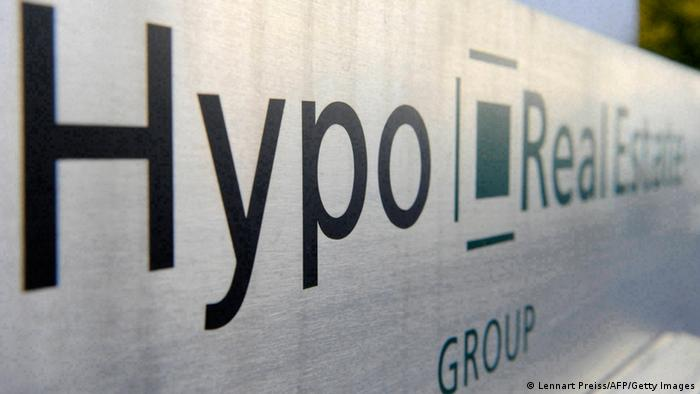 Logo of Hypo Real Estate (HRE)