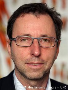 Dokter dan musisi: Wolfram Goertz
