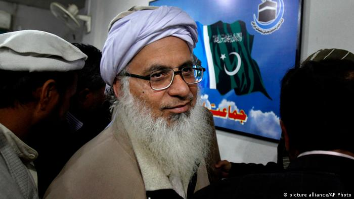 Maulana Abdul Aziz (picture alliance/AP Photo)