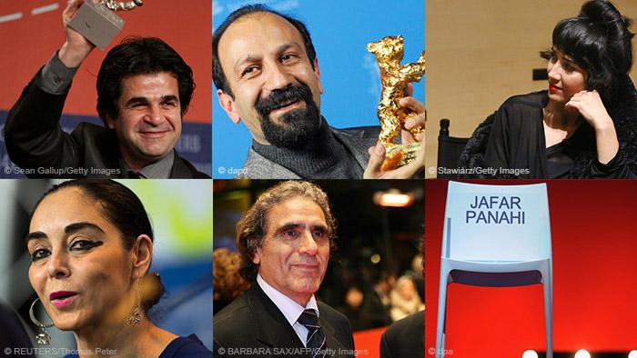 شقایقهای سوزان، ساخته هوشنگ شفتی که ۱۹۶۳ در جشنواره برلین به نمایش درآمد، اولین فیلمیست که موفق به کسب جایزه در برلیناله شد. این فیلم جایزه ویژه خرس نقرهای را برای ارزشمندترین فیلم کوتاه، که از جوایز فرعی است، کسب کرد. بزرگترین موفقیت تا حال نصیب فیلم جدایی نادر از سیمین شده که سال ۲۰۱۱ نه تنها خرس طلایی برلیناله را شکار کرد، بلکه گروه بازیگران مرد و زن آن نیز دو خرس نقرهای دریافت کردند.