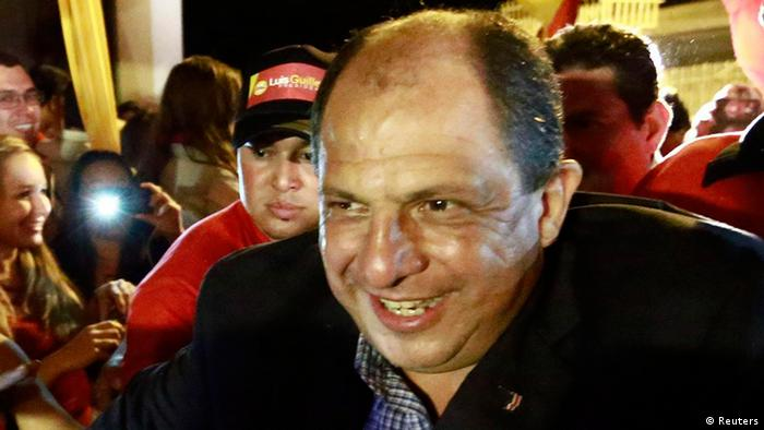 Luis Guillermo Solis (Foto: REUTERS)