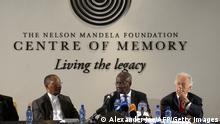 Testament von Nelson Mandela
