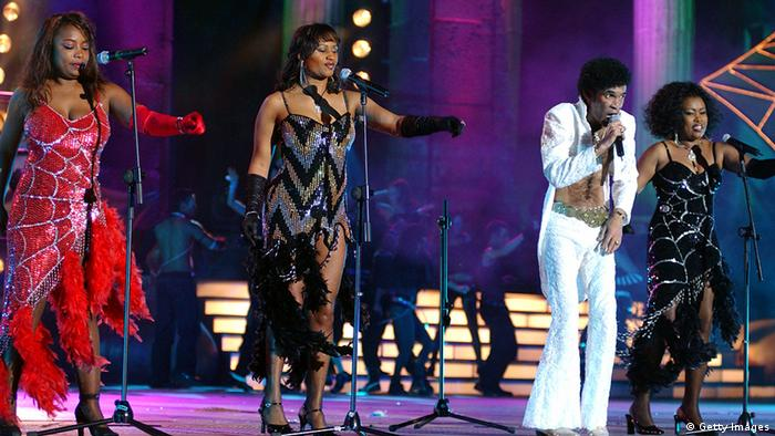 German disco pop group Boney M (Getty Images)