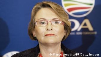 Helen Zille (Foto: AFP/Getty Images)