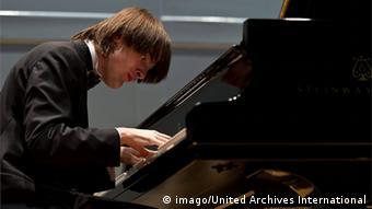Russland Musik Pianist Daniil Trifonov in Moskau