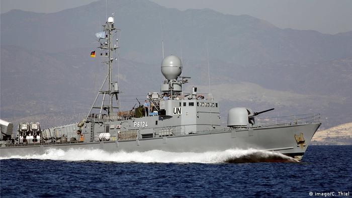 Deutschland Bundesmarine Schnellboot