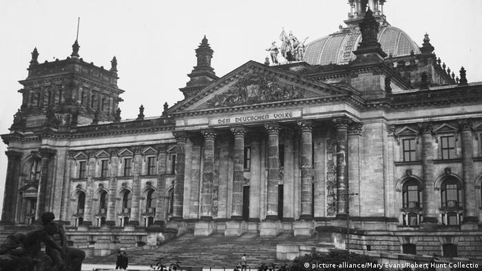 La Constitución de Weimar, tino y flaquezas | Historia | DW | 06.02.2019