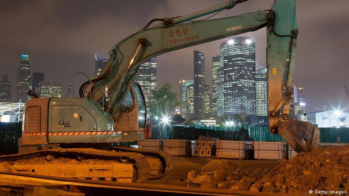 Symbolbild Asiatische Wirtschaft