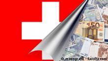 Symbolbild Steuerhinterziehung mithilfe der Schweiz