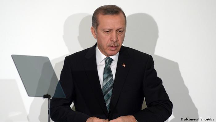 Premierul turc Erdogan