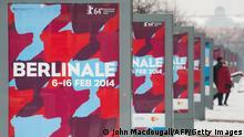 Berlinale 2014 Plakate Potsdamer Platz