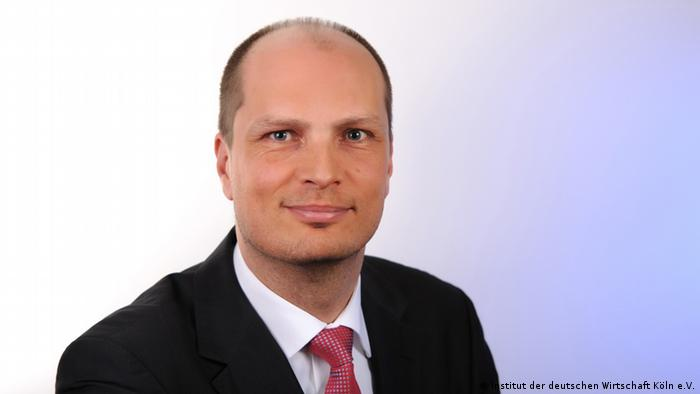 Dominik Enste Institut der deutschen Wirtschaft Köln e.V.