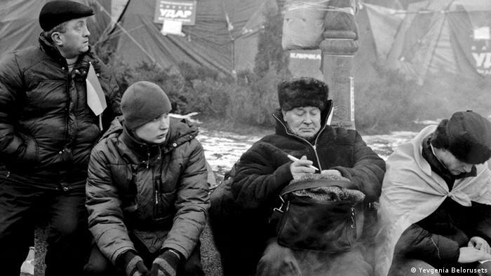 Світлина української мисткині Євгенії Бєлорусець