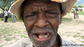 Villager Tawonezvi Masocha