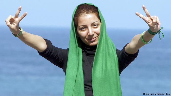از دیگر شرکتکنندگان ایرانی در برلیناله ۲۰۰۸ حنا مخملمباف بود که با فیلم بودا از شرم فروریخت موفق به دریافت جایزهی خرس بلورین در بخش کودکان و نوجوانان شد. این جایزه از ۲۳ سال پیش، هر ساله به یک فیلم که در خدمت صلح جهانی باشد، اهدا میشود.