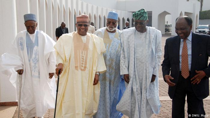 Nigeria Abuja Nationalrat