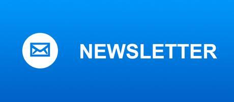 Symbol-Icon als Anklick-Button für die AfricaLink Webseite (Rubrik Newsletter)