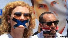 Pressefreiheit Journalisten Ägypten Al Jazeera