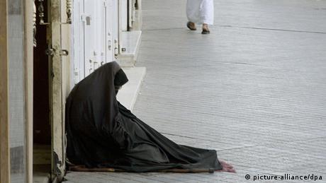 Symbolbild Armut in Saudi-Arabien