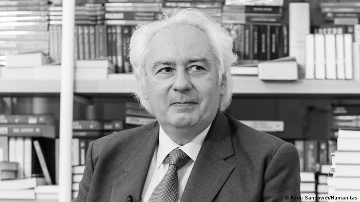 Lucian Boia (Radu Sandovici/Humanitas)