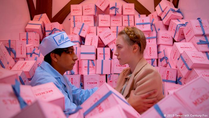 Deutschland Film Berlinale 2014 Filmszene Sektion Wettbewerb Grand Budapest Hotel