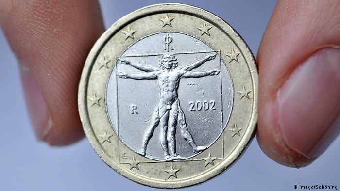 Итальянская монета