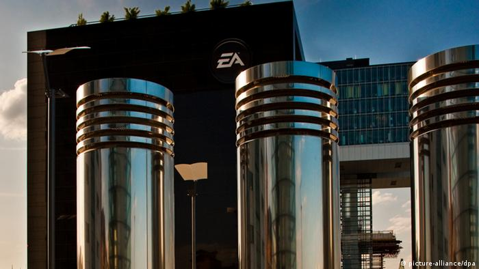 Electronic Arts building in Cologne