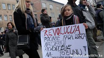 Tuzla, prosvjedi
