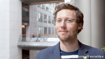 Green MEP Jan Philipp Albrecht (Photo: Fritz Schumann)