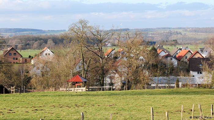 Das Dorf Wimbern im Kreis Soest. (Foto: Christian Meier)