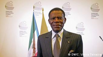 Teodoro Obiang Nguema Mbasogo, Präsident von Äquatorial-Guinea