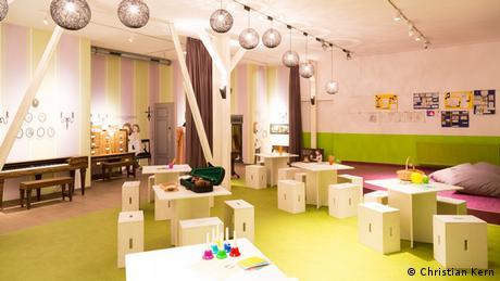 Mendelssohn-Haus in Leipzig / Kindermuseum