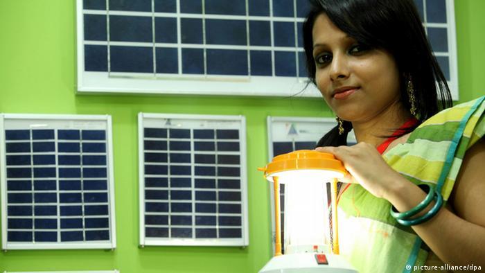 Bangladesch Solarenergie