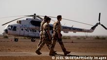 Gao Afrika Mali Soldaten Frankreich französische Soldaten