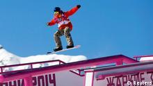 Olympia Winterspiele in Sotschi 204 Snowboard