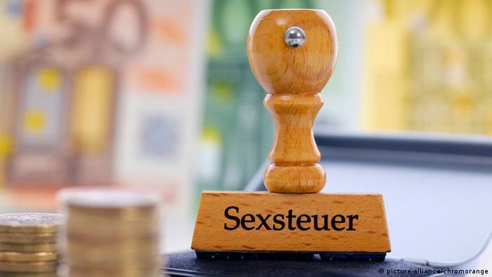 Symbolbild Sexsteuer Prostitution