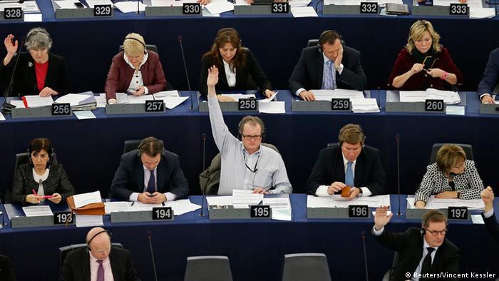 Депутаты Европарламента разошлись во мнениях о вреде «российской пропаганды»
