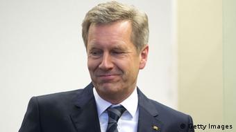Крістіан Вульф у суді після виправдувального вердикту суду, 2014 рік