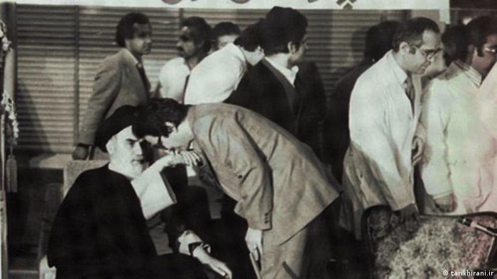 Bildergalerie Iran Revolution von 1979 (tarikhirani.ir)