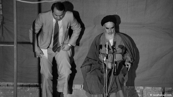 Bildergalerie Iran Revolution von 1979 (sarafsazan.com)