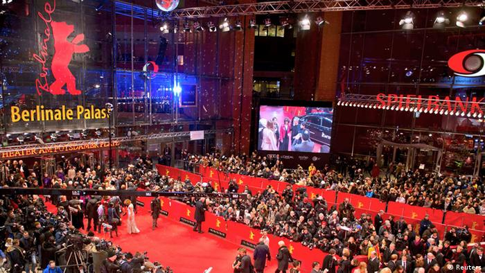 Opening of the Berlinale 2014 at the Berlinale Palast, Copyright: Reuters