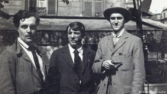 zur Ausstellung Schirn Frankfurt Esprit Montmartre Toulouse-Lautrec (Ullstein/Roger-Viollet)