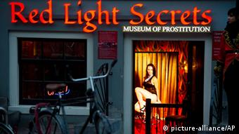 Museum Red Light Secrets in Amsterdam