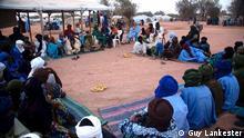 Flüchtlinge aus Mali im Flüchtlingslager Djibo in Burkina Faso