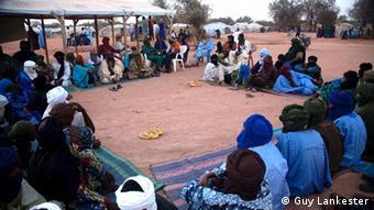 Certains déplacés internes avaient déjà fui les camps de réfugiés du Burkina Faso