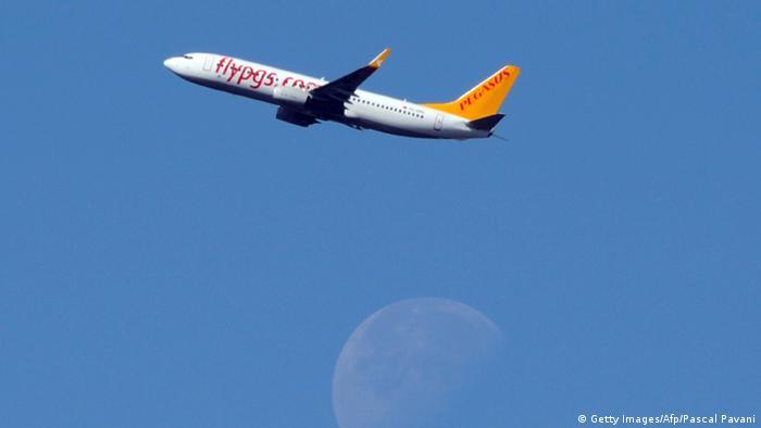 Pegasus не літатиме до Росії до 13 січня