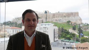Ο πρώην ευρωβουλευτής των Γερμανών Φιλευθέρων Γιώργος Χατζημαρκάκης