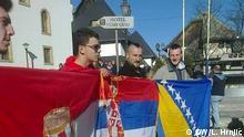 Proteste Jajce Bosnien-Herzegowina