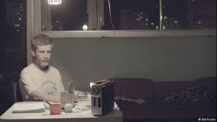 Deutschland Film Berlinale 2014 Filmszene O Homem das Multidões